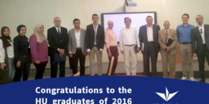 First Students Graduate from Heliopolis University - Heliopolis University for Sustainable Development