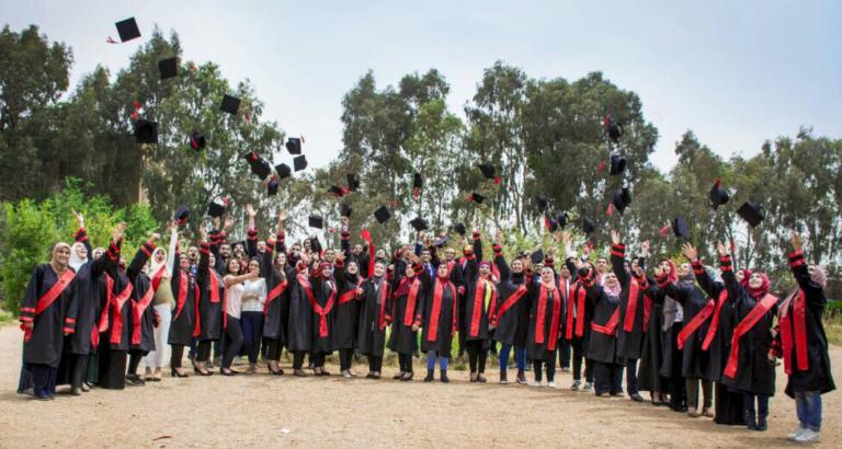 Graduation of HU Students