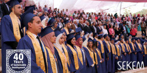Graduation 2017 - Space of Culture - Heliopolis University