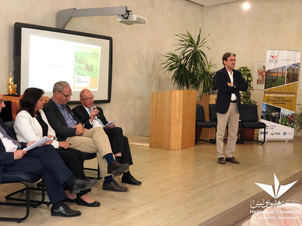 Impressions of the Conference on Solutions for Scaling up Agroecology