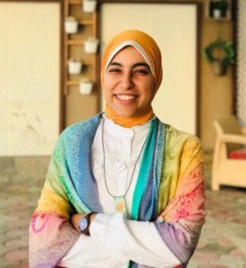 Noura Khamees Hamad, 28, Egypt | Early Childhood Educator, Online M.Ed of Innovation in Education at the University of South Wales