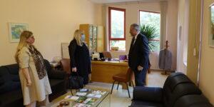 The ambassador of Slovenia at HU